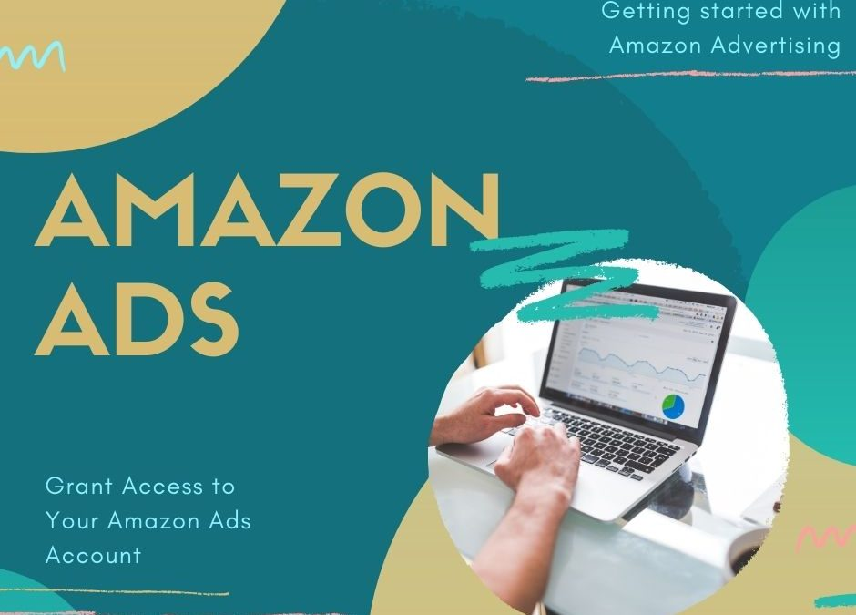 Getting Started With Your Amazon Ads Account For Author